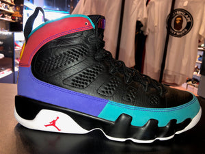 "Size 9 Air Jordan 9 ""Dream It Do it"" Brand New"