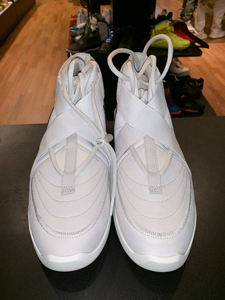"Size 13 Air Fear of God 1 ""Light Bone"" Brand New"