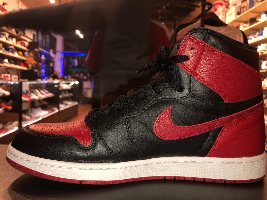 "Size 13 Air Jordan 1 ""Banned"""