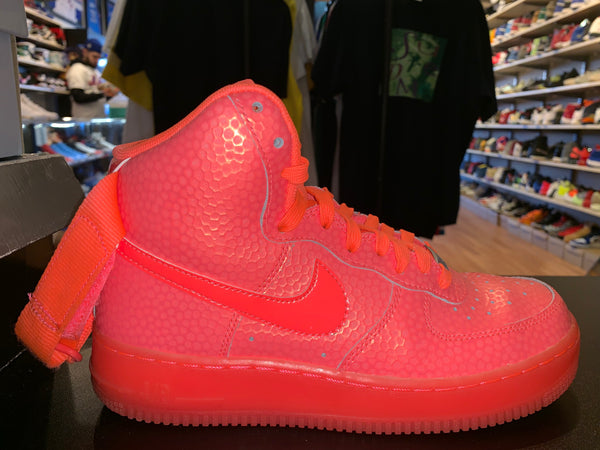 "Size 8WMNS (6.5M) Air Force 1 High ""Salmon Skin"""