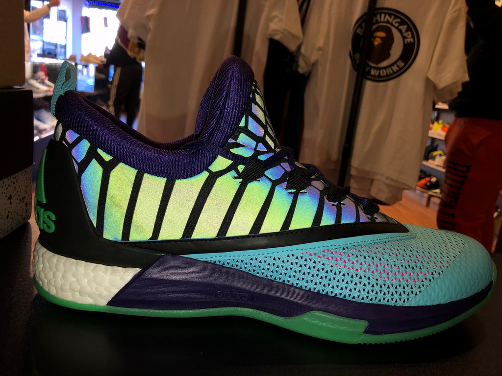 Size 11.5 Adidas CrazyLight Boost All Star Brand New