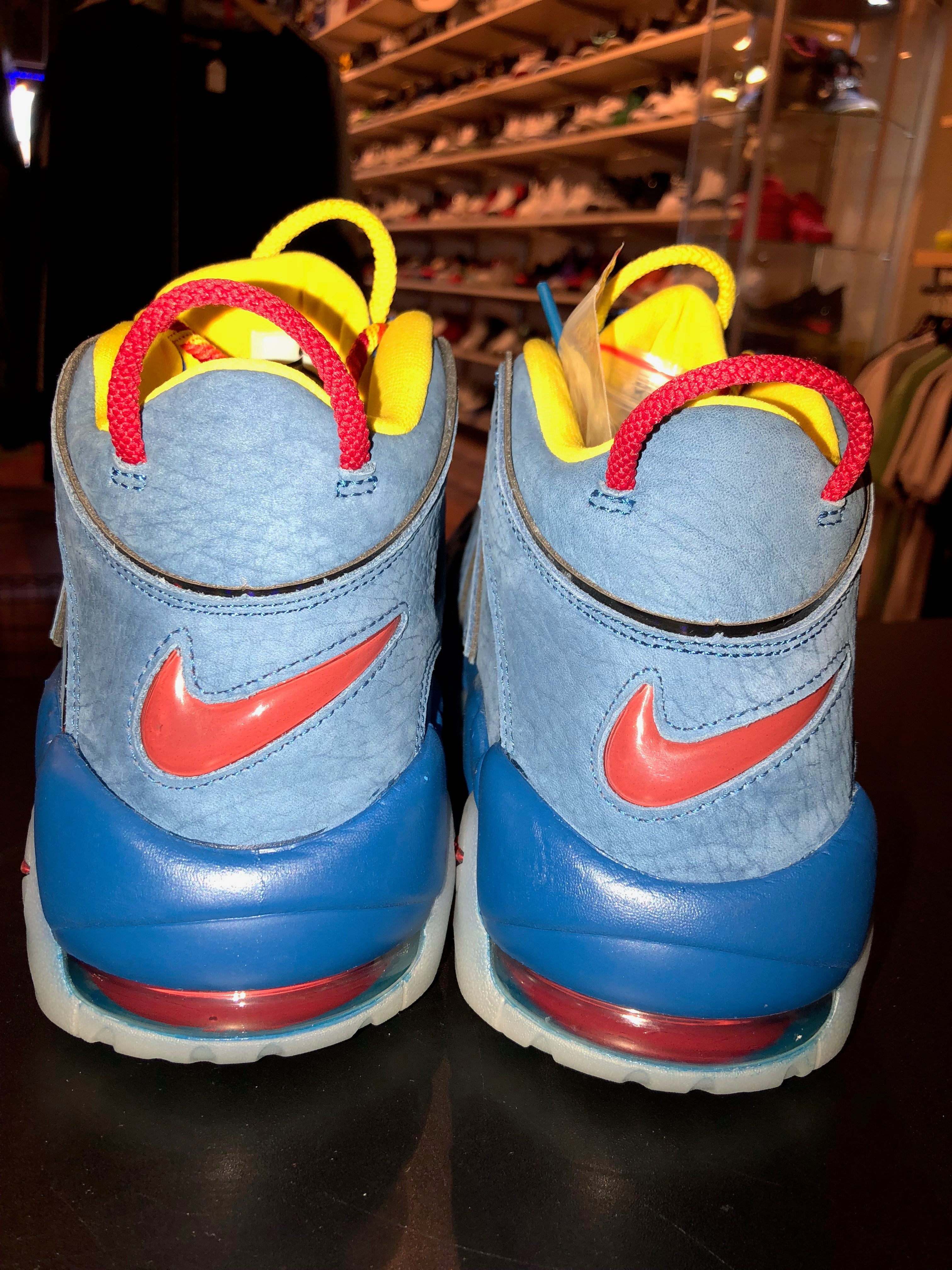 "Size 11.5 Air More Uptempo ""Doernbecher"" Brand New"