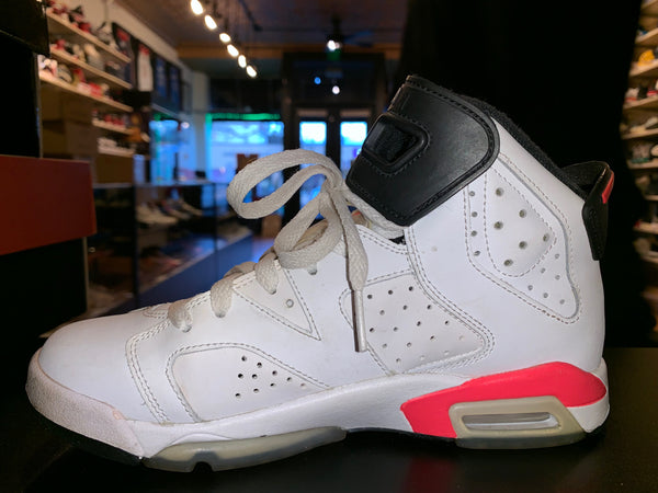 "Size 5Y Air Jordan 6 ""Infrared"""