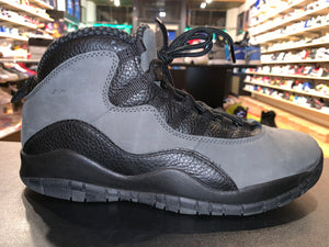 "Size 11 Air Jordan 10 ""Shadow"""