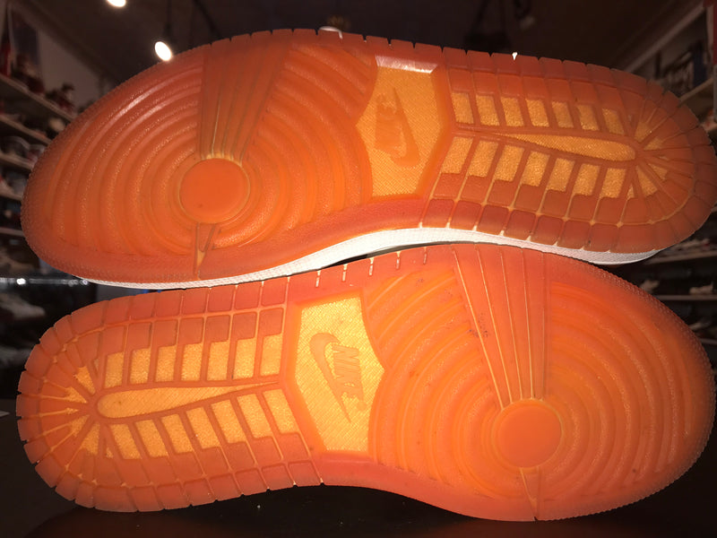 "Size 6 (7.5W) Air Jordan 1 ""Satin Shattered Backboard"""