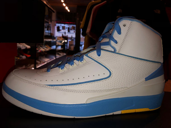 "Size 12 Air Jordan 2 ""Melo"" Brand New"