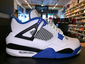"Size 12 Air Jordan 4 ""Motorsport"""