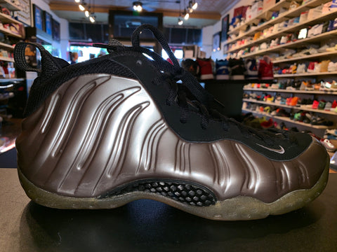 "Size 10 Foamposite One ""Pewter"""