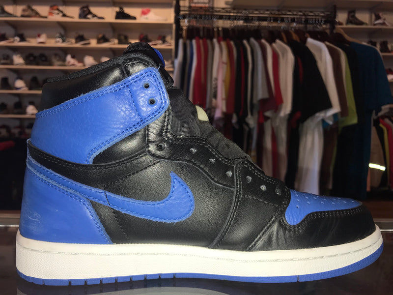 "Size 7 Air Jordan 1 ""Royal"""