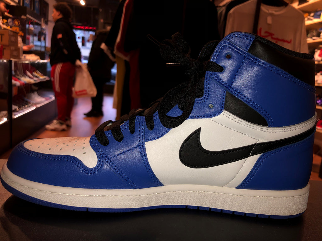 "Size 11 Air Jordan 1 ""Game Royal"""