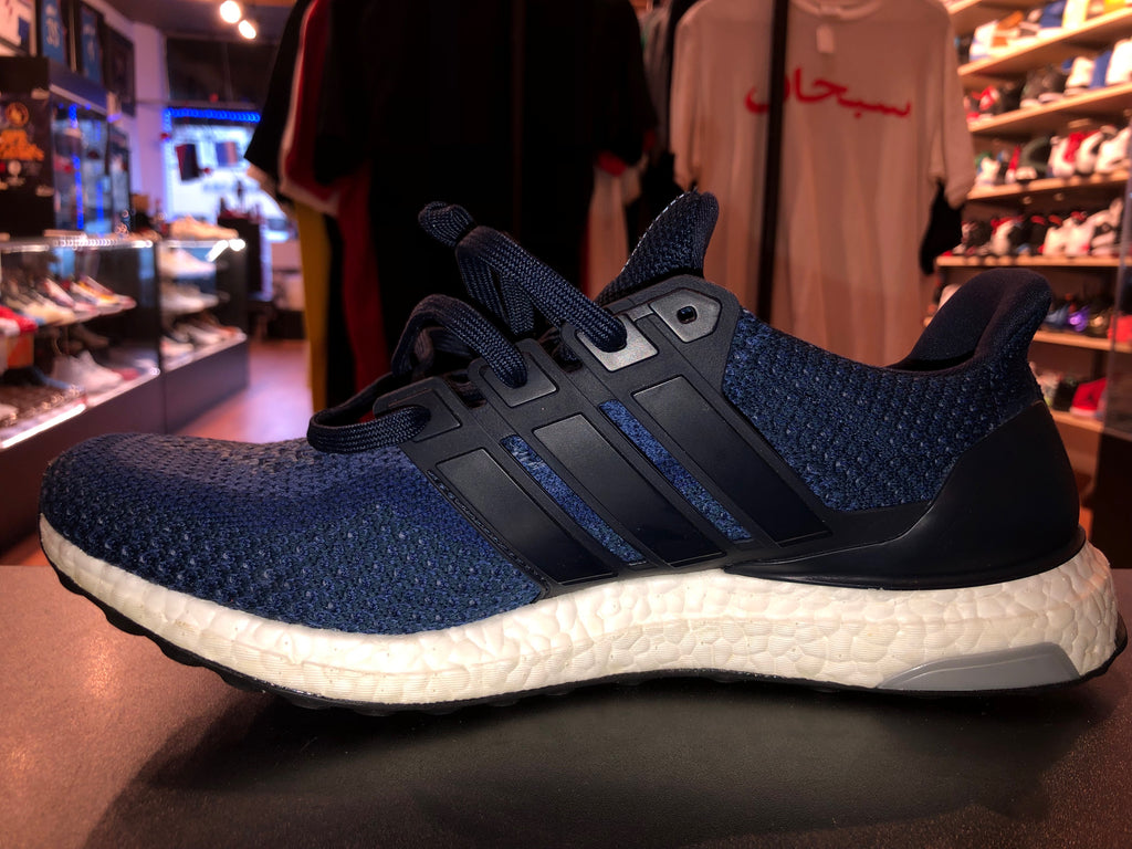 "Size 10.5 Adidas Ultra Boost 2.0 ""Navy"""