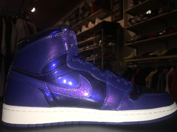 "Size 10 Air Jordan 1 ""Deep Royal"""