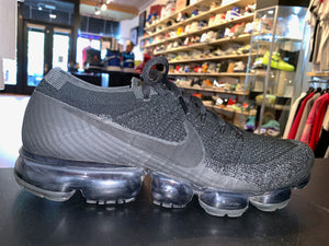"Size 11.5 Air Vapormax Flyknit ""Anthracite"""