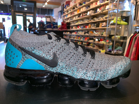 "Size 11.5 Air Vapormax Flyknit ""Dusty Cactus"""