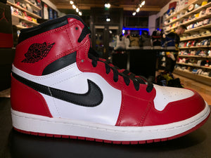 "Size 11 Air Jordan 1 ""Chicago"" 2013 Release"