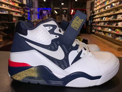 "Size 9.5 Air Force 180 ""Olympics"""