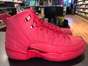 "Size 6.5Y Air Jordan 12 ""Gym Red"""