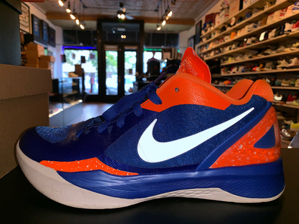 "Size 8 Zoom Hyperdunk 2011 Low ""Jeremy Lin"" NBA World Champion"