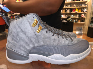 "Size 9.5 Air Jordan 12 ""Dark Grey"""