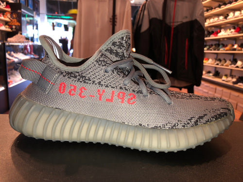 "Size 4 Adidas Yeezy Boost 350 V2 ""Beluga 2.0"" Pass as New"