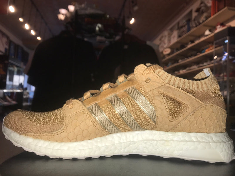 "Size 10.5 Adidas EQT Support Ultra Pusha T ""Brown Paper Bag"""