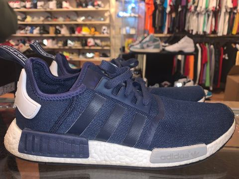 "Size 13 Adidas NMD_R1 ""Blue/White"""