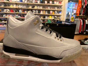 "Size 8.5 Air Jordan 5Lab3 ""Silver"" Brand New"
