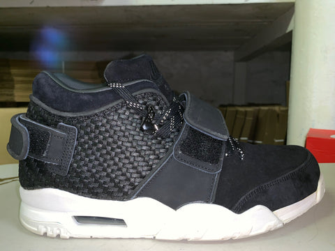 "Size 11.5 Air Trainer Cruz ""Black/White"""