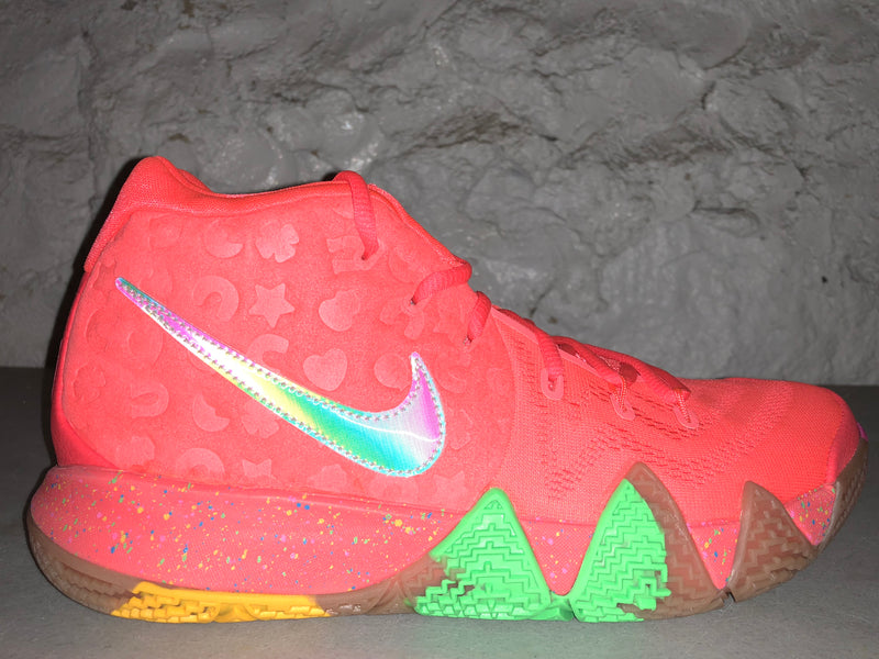 "Size 9 Kyrie 4 ""Lucky Charms"" Brand New"