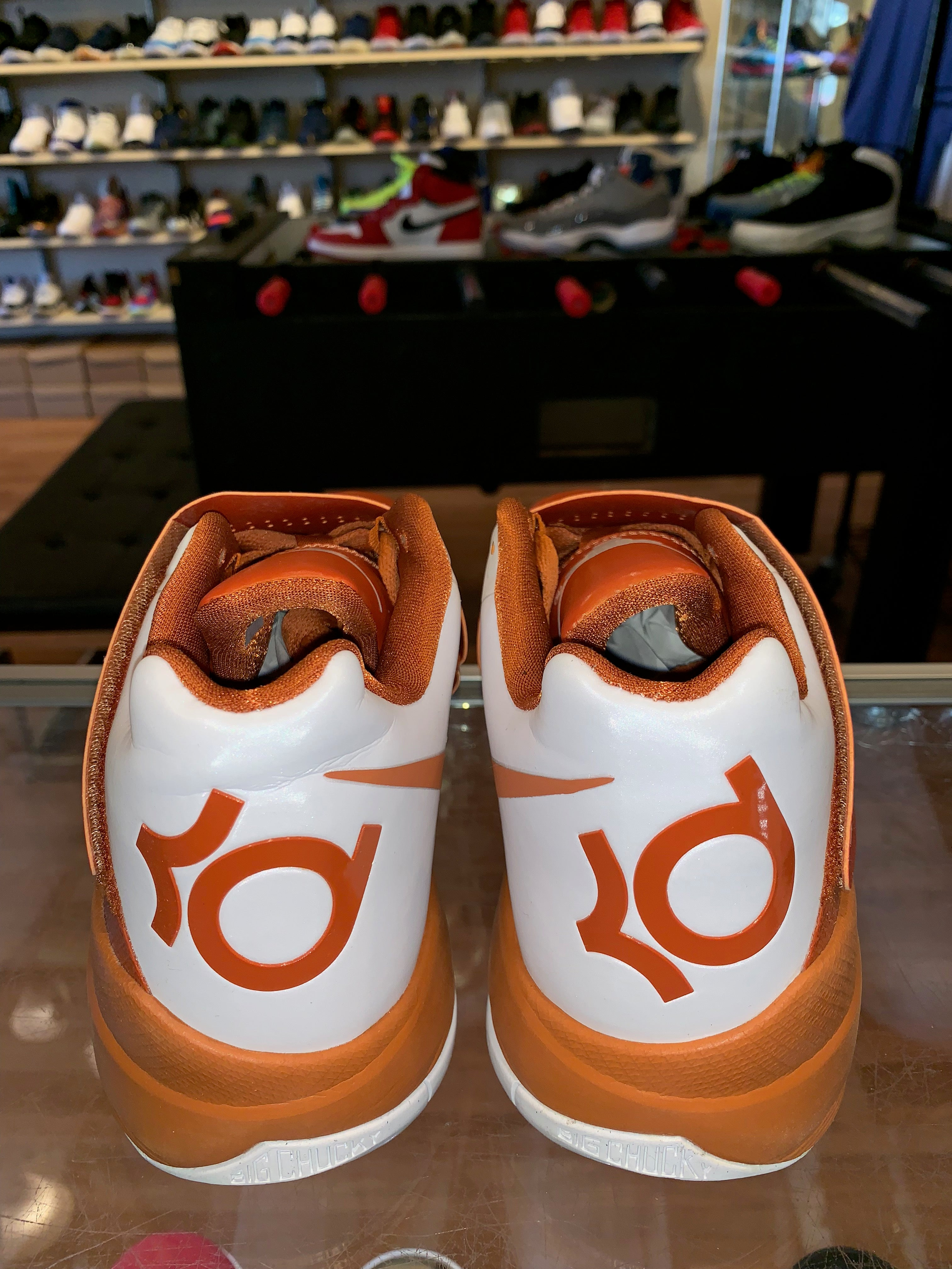 "Size 10 KD 4 ""Texas"" Brand New"