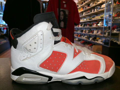 "Size 5.5Y Air Jordan 6 ""Gatorade"""