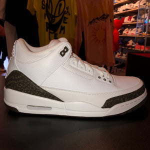 "Size 9.5 Air Jordan 3 ""Mocha"" Brand New"