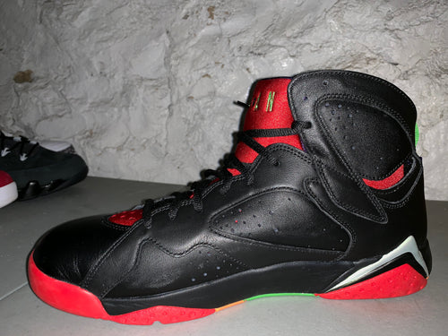"Size 10.5 Air Jordan 7 ""Marvin The Martian"""