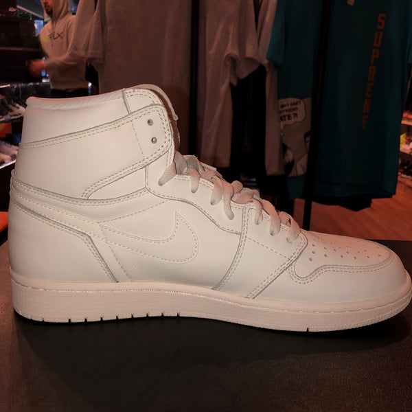 "Size 12 Air Jordan 1 ""Sail"" Brand New"