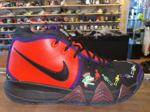 "Size 11 Kyrie 4 ""Day of the Living Dead"""