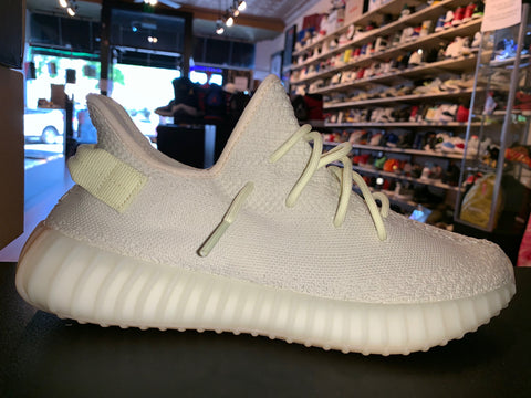 "Size 9.5 Adidas Yeezy Boost 350 V/2 ""Butter"""
