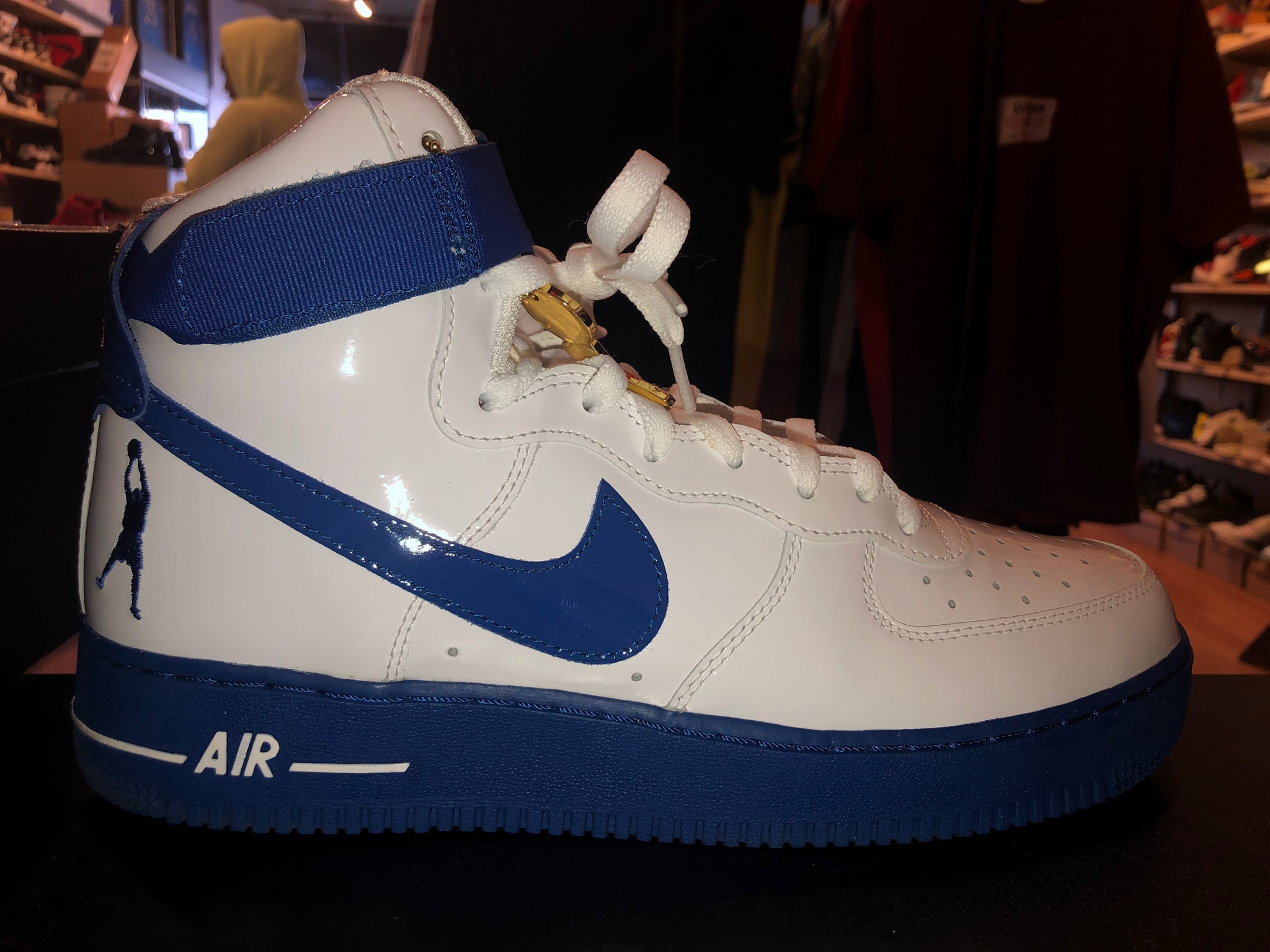 14f351965e81 Size 10 Air Force 1 High Sheed