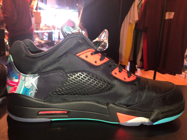 "Size 11 Air Jordan 5 Low ""Chinese New Year"""