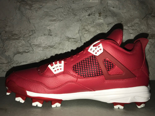 "Size 13 Air Jordan 4 MCS ""Cleat"" Brand New"