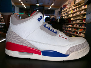 "Size 10.5 Air Jordan 3 ""International Flight"""