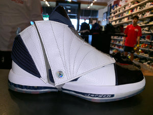 "Size 8.5 Air Jordan 16 ""Navy Blue"""