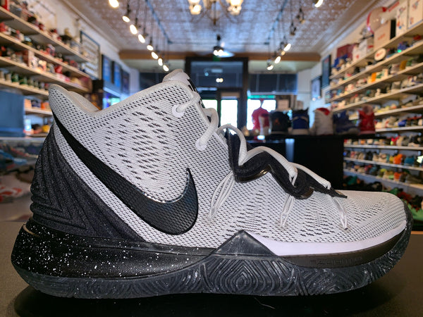 "Size 13 Kyrie 5 ""Cookies & Cream"" Worn 1x"