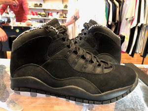 "Size 10 Air Jordan 10 ""Stealth"" Brand New"