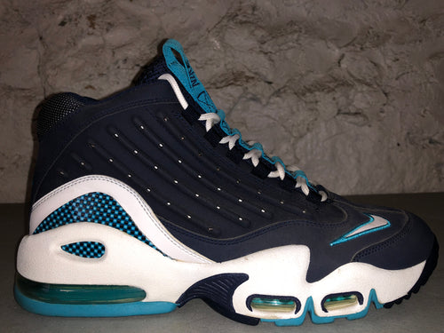 "Size 10.5 Air Griffey Max II ""Navy Blue"""