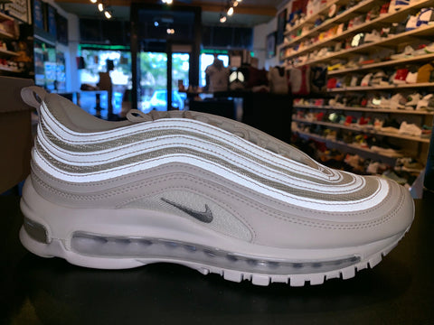 "Size 8 Air Max 97 ""White"""