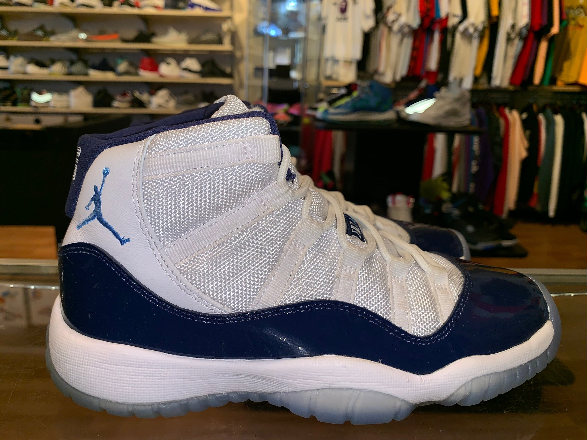 "Size 5Y Air Jordan 11 ""Win Like 82"""