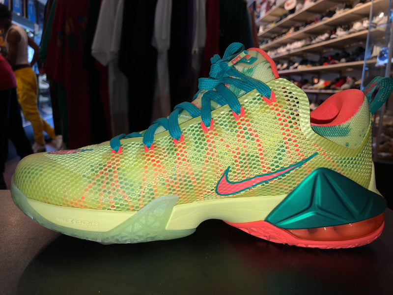 "Size 9 Lebron 12 Low ""Lebronald Palmer"" Brand New"