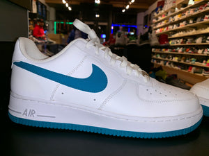 "Size 9.5 Air Force 1 ""Tropical Teal"""