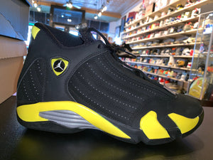 "Size 10.5 Air Jordan 14 ""Thunder"""