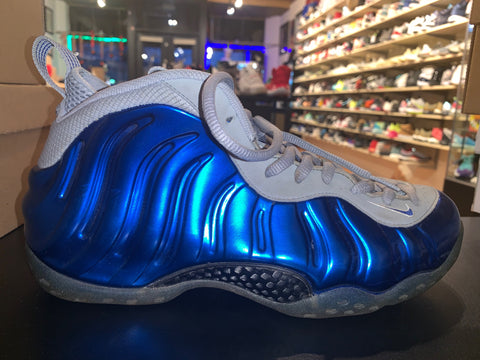 "Size 9.5 Foamposite One ""Sport Royal"""